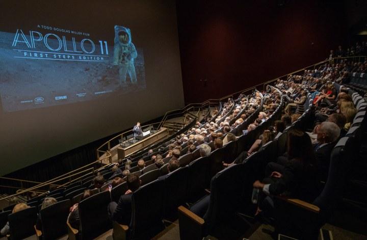 "Premiere ""Apollo 11: First Steps Edition"""